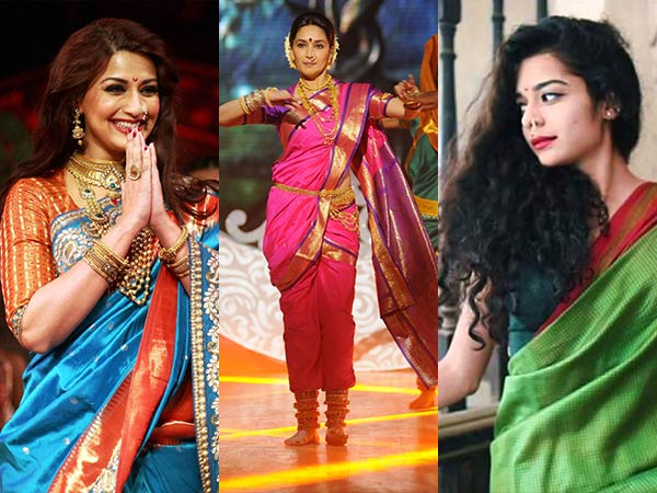 ganesh chaturthi styles inspired by bollywood celebrities