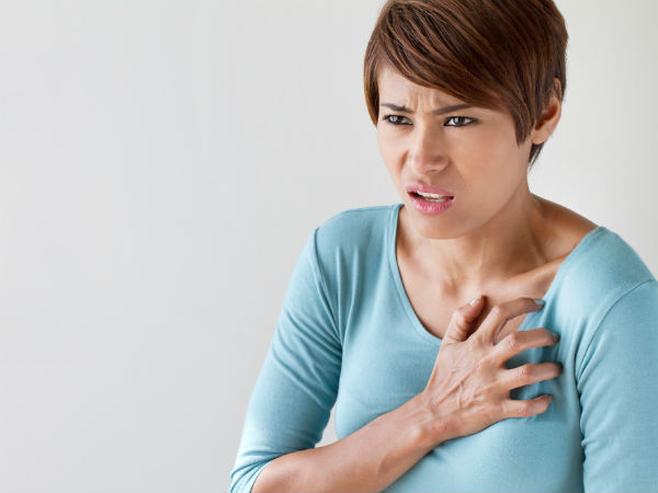 symptoms of heart attack in women