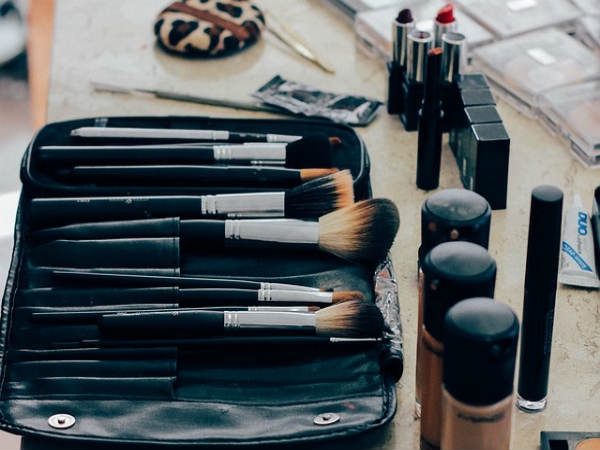 makeup products to be not used every day