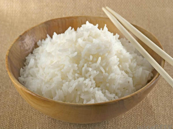 Health Tip: Boil Rice With Coconut Oil!