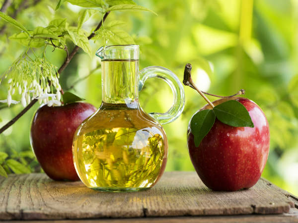 benefits of apple cider vinegar with water