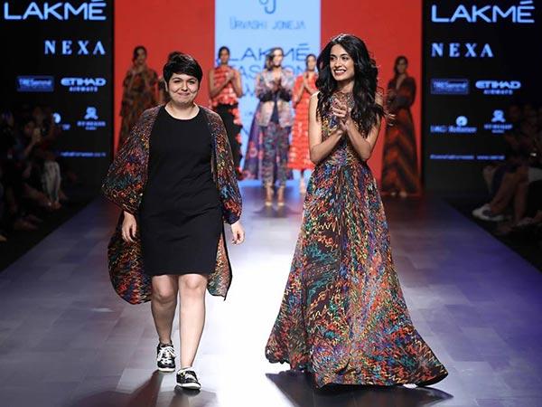 Lakme Fashion Week 2017: Sarah Jane Dias Made A Colourful Appearance On The Third Day