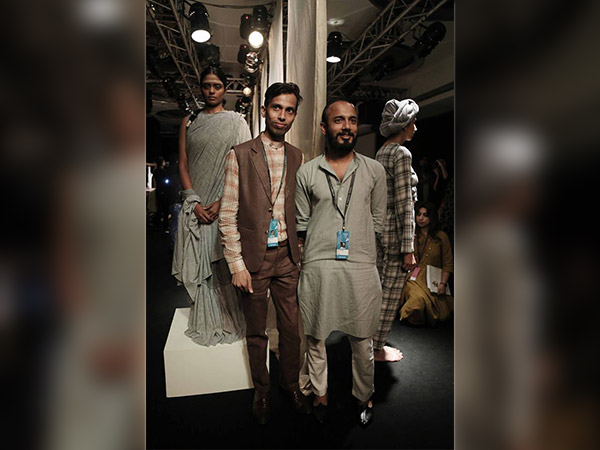 Khadi Collection By Matr Rocked Lakme Fashion Week 2017