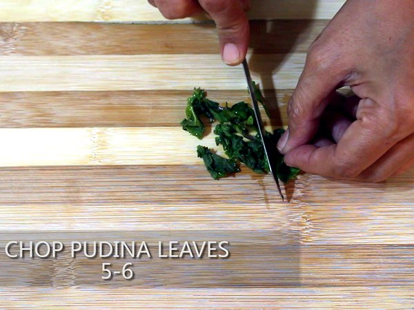 pudina chaas recipe