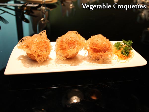 Independance Day Special: Vegetable Croquettes