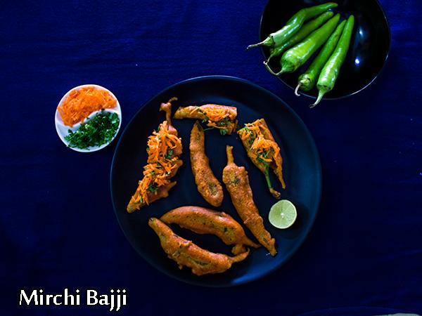 Mirchi Bajji Recipe: How To Make Menasinakai Bajji