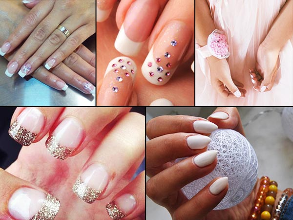 french manicure styles