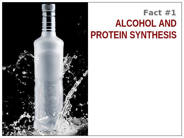 Drinking Ruin Water Fast