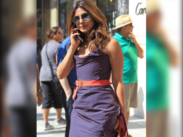priyanka chopra in new york
