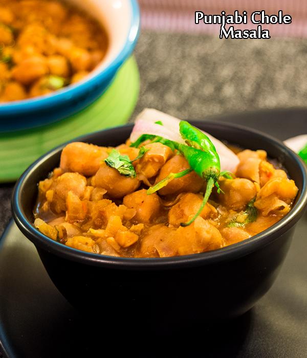 Chole masala recipe how to make punjabi chole masala boldsky chole masala recipe forumfinder Choice Image