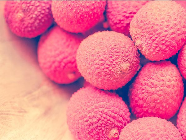 litchi for skin
