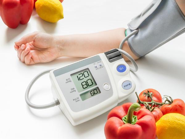 good foods for high blood pressure