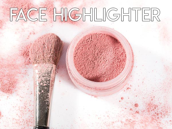 how to make highlighter at home