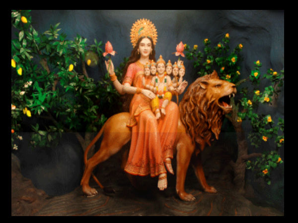 Significance Of Offering 108 Lotuses To Maa Durga