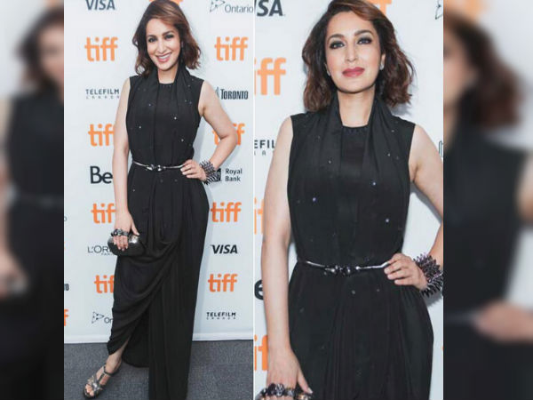 TIFF 2017: Tisca Chopra Was A Slayer In Dual Looks