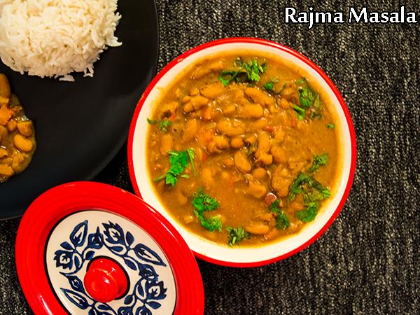 Rajma Masala Recipe: How To Make Punjabi-style Rajma Masala
