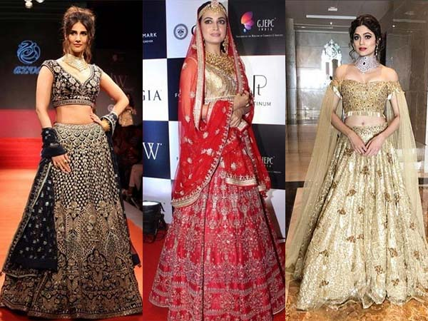 Celebs As Showstoppers At IIJW 2017