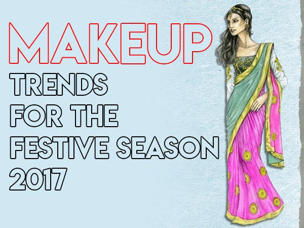 Ladies, Follow These Make-up Trends This Festive Season To Be The Diva Of Celebrations