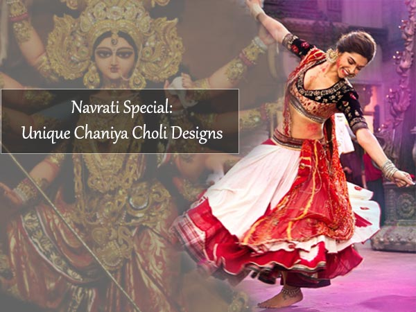 Navratri Special: Bring Uniqueness To Your Chania Choli