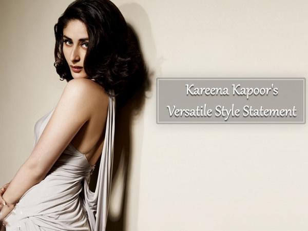 BIRTHDAY SPECIAL: Kareena Kapoor's Versatility In Style