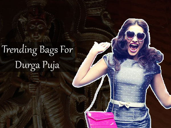 DON'T MISS! Trending Bags For Durga Puja