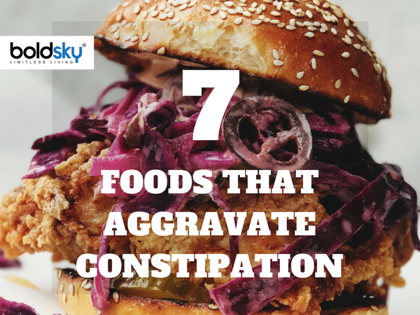 Avoid These! 7 Foods That Aggravate Constipation