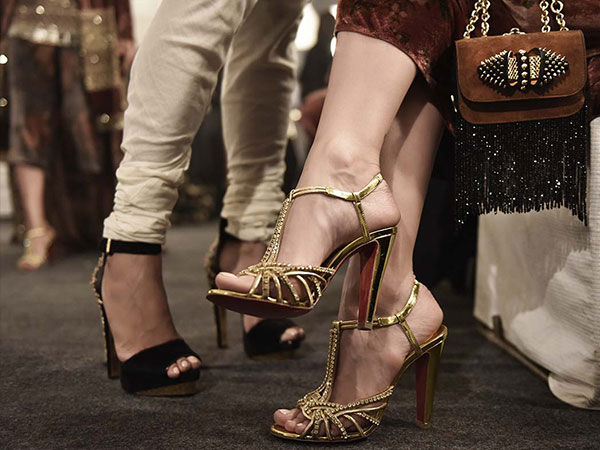 sabyasachi collaborates with christian loouboutin