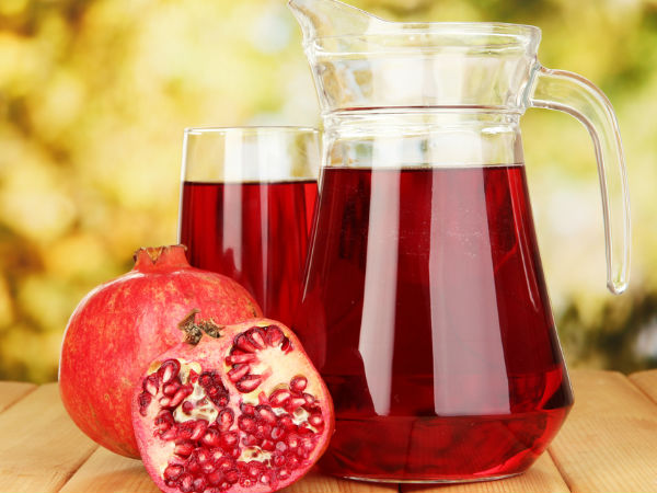 How Pomegranate Can Help Prevent Cancer