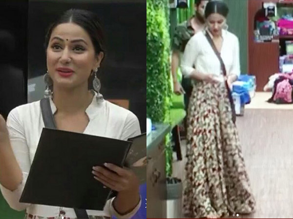 10 Best Looks Of Hina Khan From The Bigg Boss House Boldsky Com