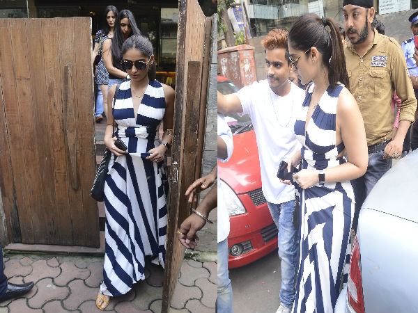 ileana dcruz at bandra