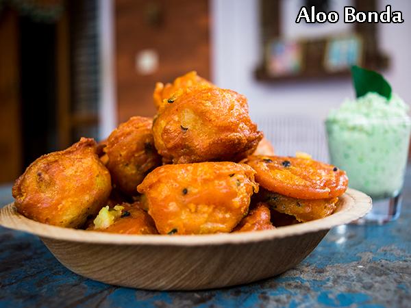 Aloo Bonda Recipe
