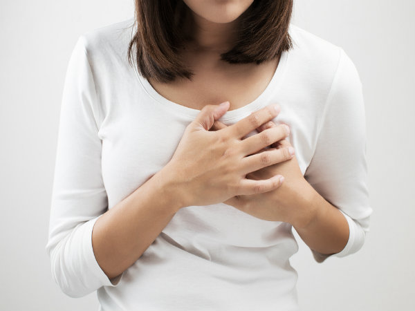 Reasons Why You Have Breast Pain