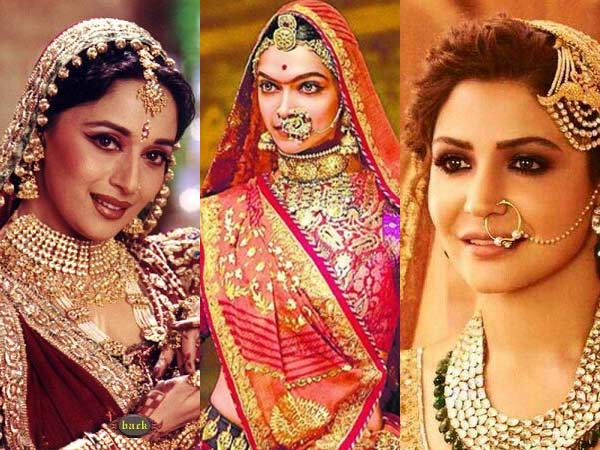 heaviest costumes of bollywood celebrities