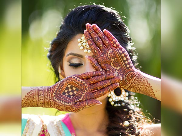 Best Mehendi Designs For Sangeet Ceremony