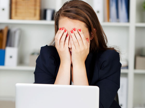 tips for computer eye strain relief