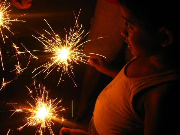 How To Make Your Kid's Diwali Safe?