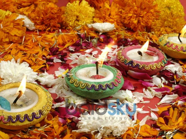 Why Diwali Comes 20 Days After Dussehra