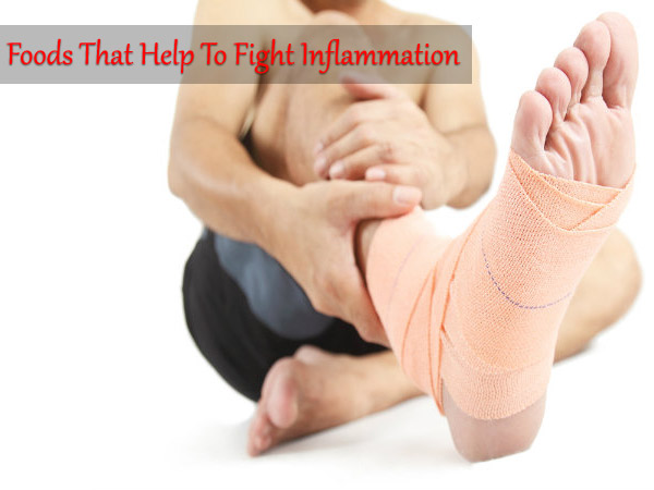 foods to fight inflammation