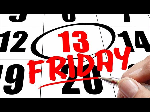 facts about 13th friday