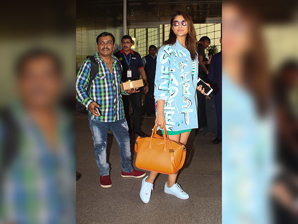 Parineeti Chopra Was The Sassiest One At Airport