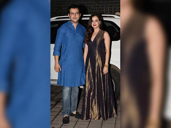 Divas At Arpita Khan's Diwali Bash