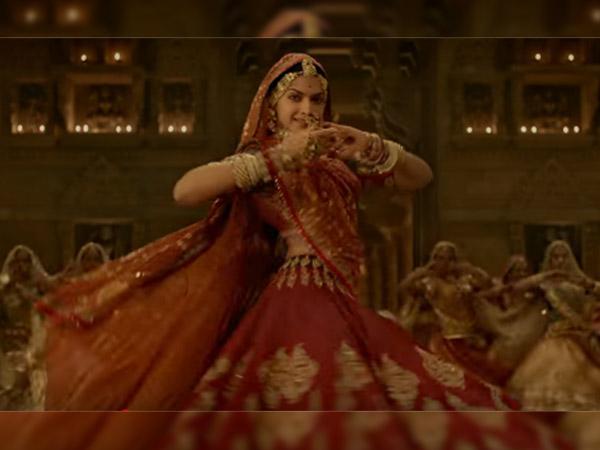 Padmavati's Ghoomar Facts: Deepika's 20+ Kg Lehenga To ...