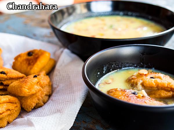 Karnataka-style Chandrahara Recipe