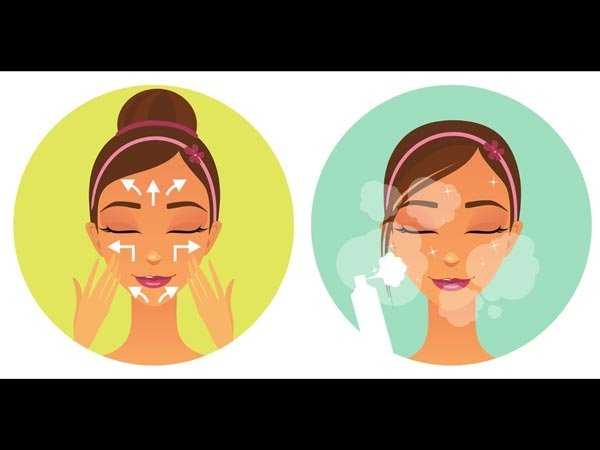 10 DIY Facial Mists Using Cucumber For Clear Looking Skin