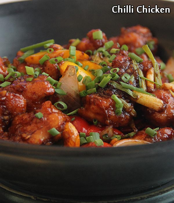 Chilli chicken recipe how to prepare dry chilli chicken boneless chilli chicken recipe forumfinder Image collections
