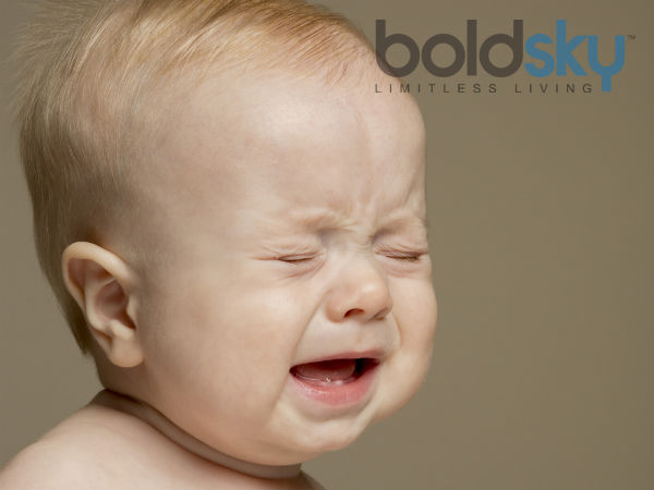 Does Your Baby Cry Non-stop? It Could Be Purple Crying