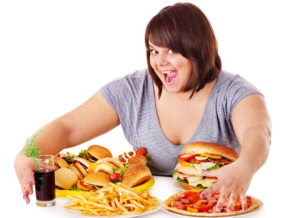 Ladies! this is the reason some of us crave for junk food before our