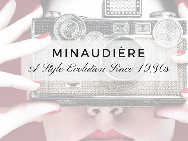 all about a minaudiere purse