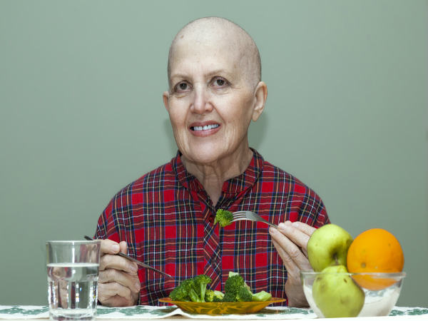 healthy foods for cancer patients