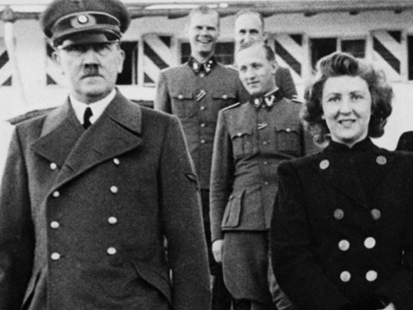 Strange Love Relationship Of Hitler's With His Wife, Eva Braun